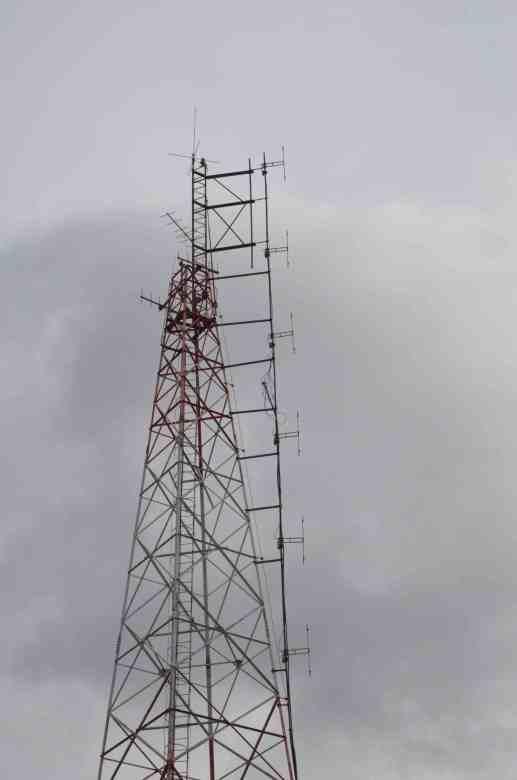 antena FM LRA10 921MHZ