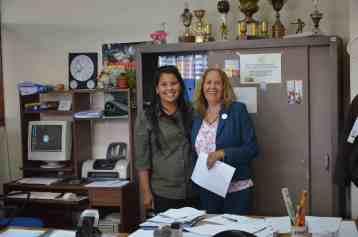 LRA24 chicas de administracion