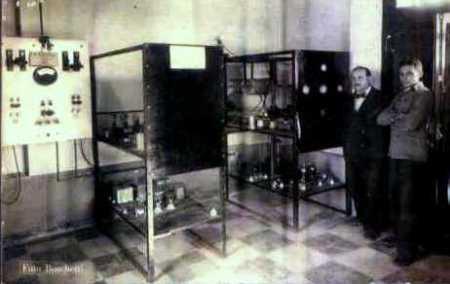 03 - LT5 Radio Chaco - Sala de transmisores - 1944