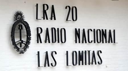 Resultado de imagen para Radio Nacional Nativa Las Lomitas