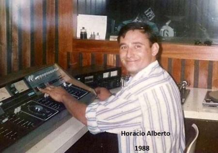 Horacio Alberto 1988