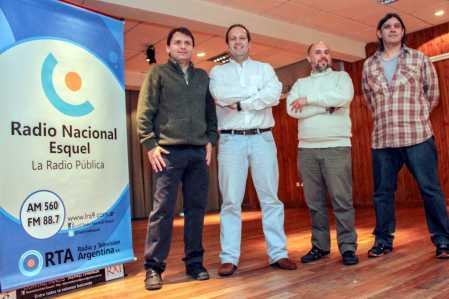 eL EQUIPO DEPORTIVO DE LA RADIO -Fernandez Pena Ortiz Rastelli
