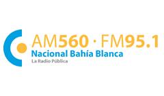 Resultado de imagen para radio nacional bahia blanca