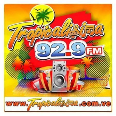 Resultado de imagen para Tropicalísima 92.9 FM