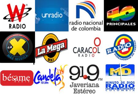 Resultado de imagen para radios de colombia