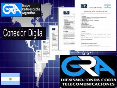 BAJE EL ULTIMO EJEMPLAR DE CONEXION DIGITAL | Grupo Radioescucha Argentino
