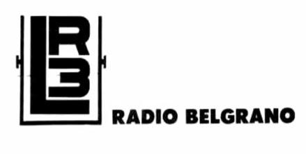 Ondas de Radio : LR3 Radio Belgrano. Desde sus orígenes hasta la ...