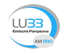 LU 33 Radio Pampeana AM 890 en Vivo - FM VIVO Radios de ARGENTINA ON LINE