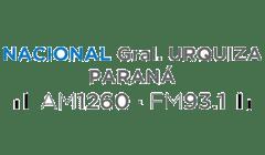 ▷ Radio Nacional General Urquiza AM 1260 FM 93.1 LR 14 en vivo, Paraná, Entre Ríos, Argentina 📻