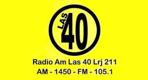LRJ-211 RADIO LAS 40, es una pequeña... - Argentina en AM y FM | Facebook