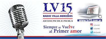 Resultado de imagen para radio villa mercedes